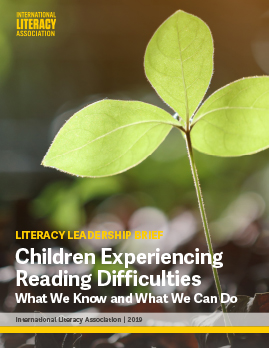 Literacy Leadership Brief: Children Experiencing Reading Difficulties: What We Know and What We Can Do