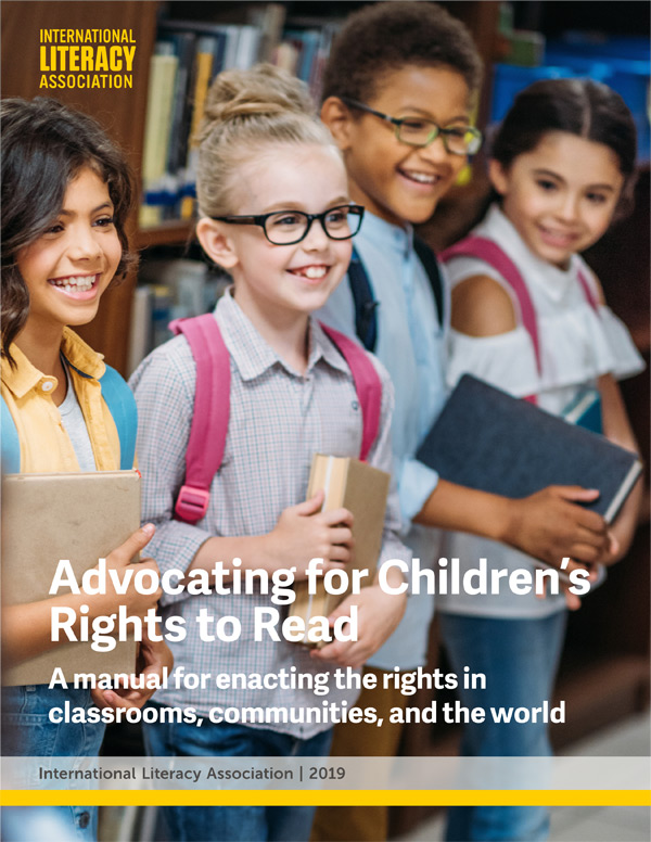 Advocating for Children's Rights to Read