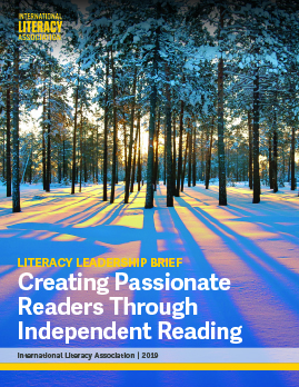Creating Passionate Readers Through Independent Reading