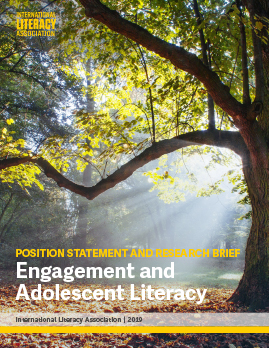 Literacy Leadership Brief: Engagement and Adolescent Literacy
