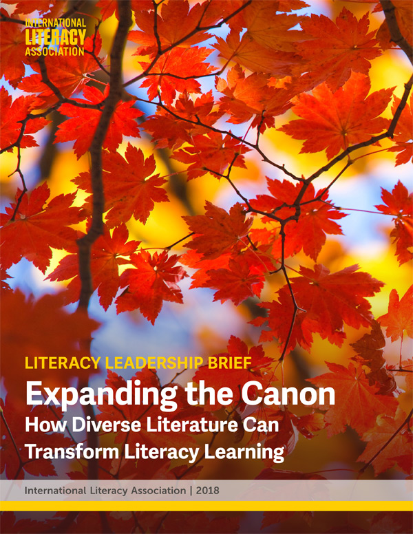 Expanding the Canon: How Diverse Literature Can Transform Literacy Learning