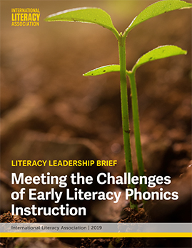 Literacy Leadership Brief: Meeting the Challenges of Early Literacy Phonics Instruction