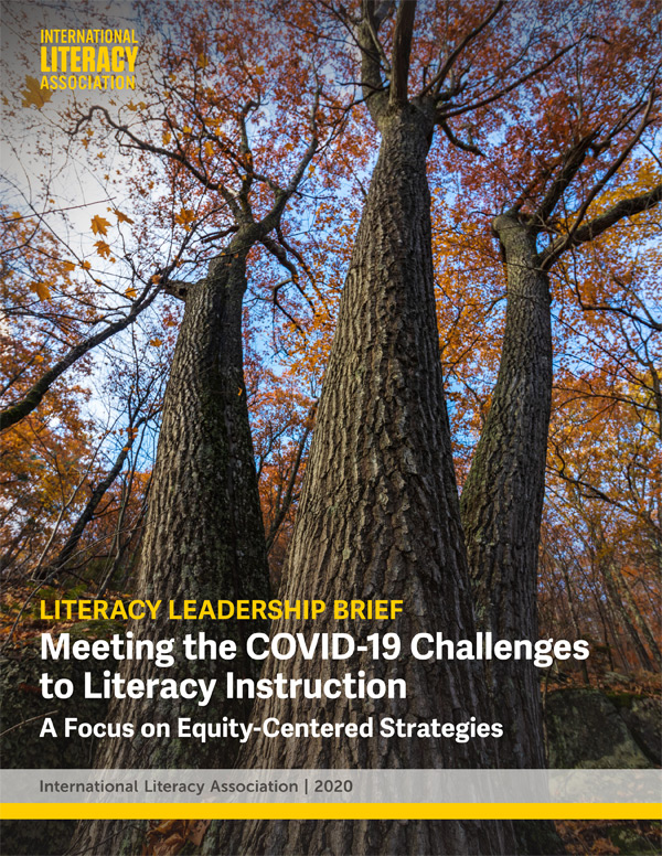 Literacy Leadership Brief: Meeting the COVID-19 Challenge to Literacy Instruction