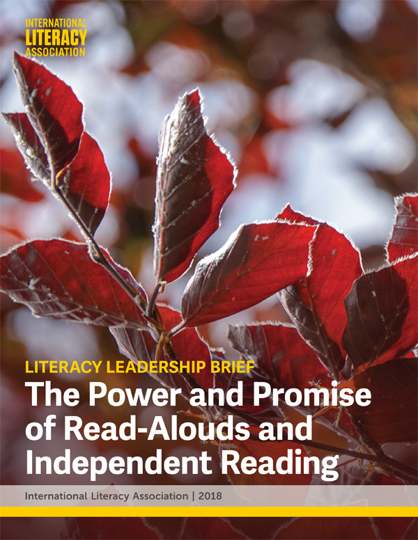 The Power and Promise of Read-Alouds and Independent Reading