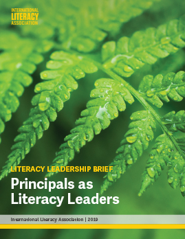 Principals as Literacy Leaders