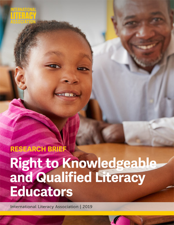 Research Brief: Right to Knowledgeable and Qualified Literacy Educators