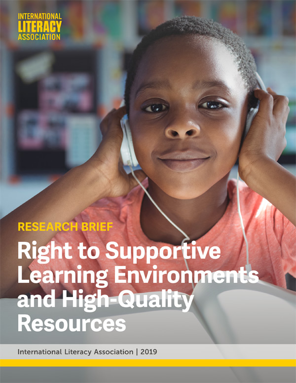 Research Brief: Right to Supportive Learning Environments and High-Quality Resources