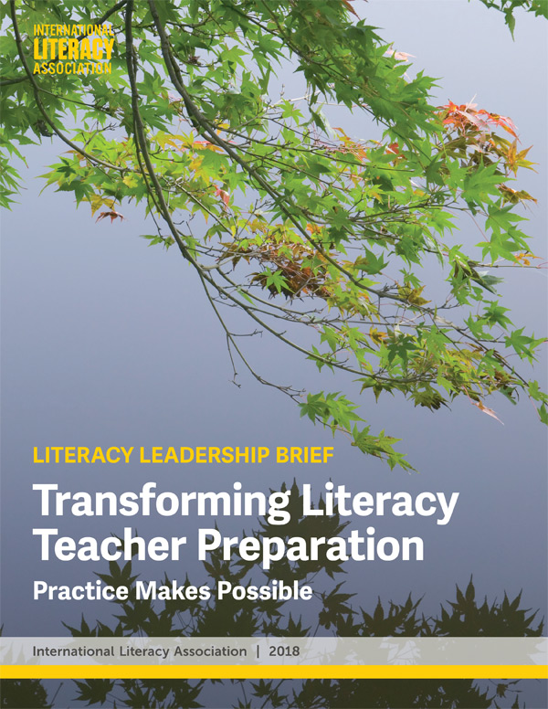 Transforming Literacy Teacher Preparation