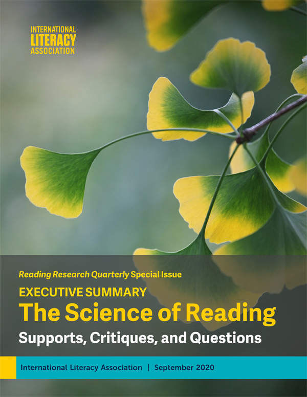 Executive Summary - Reading Research Quarterly Special Issue: The Science of Reading
